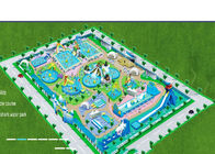 Customize Giant Portable Water Park, Design Park Plan,Supply Specific Parameters inflatable water park