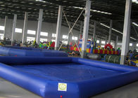 Easy Installation PVC Inflatable Swimming Pool Anti Rot For Kids And Adults