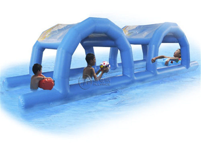 inflatable water equipment inflatable water arch double arch