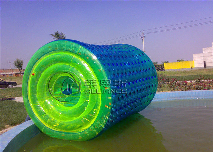 Colorful Inflatable Ball Game No Abrasions Durable Crazy Water Games